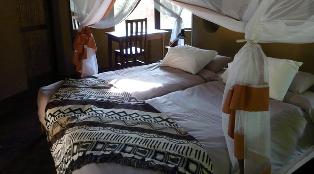 Chalet 1 bedroom, Munga Eco Lodge