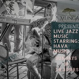 Live jazz music at Munga EcoLodge  in Livingstone, Zambia