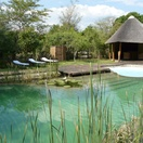 Natural swimming pool, Munga Eco Lodge
